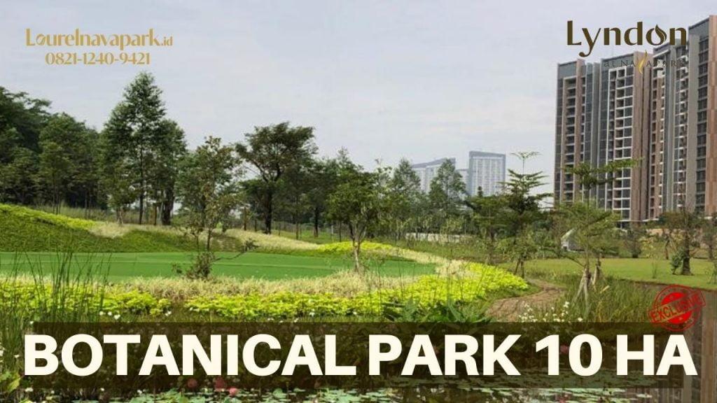 Fasilitas Laurel Nava Park Botanical Park