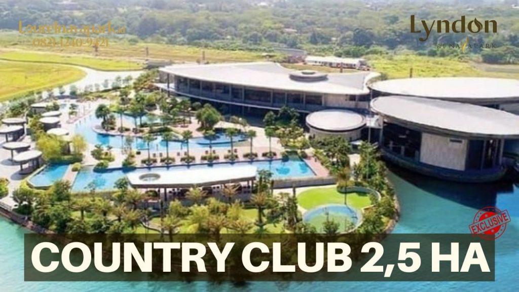 Fasilitas Laurel Nava Park Country Club